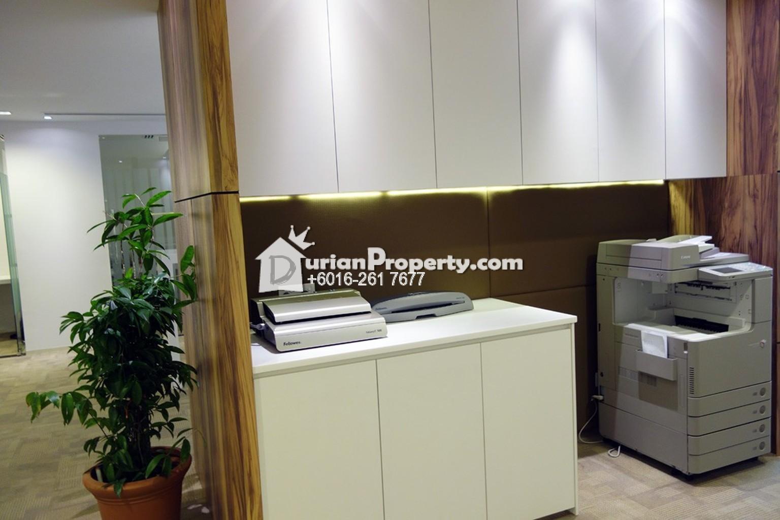 Office For Rent at Menara IGB, Mid Valley City