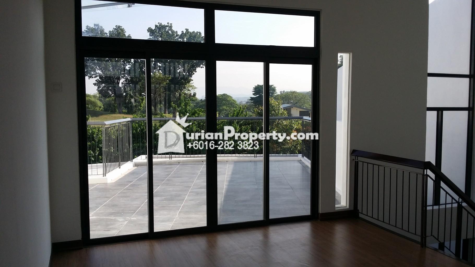 Link Villa For Sale at Laman Glenmarie, Shah Alam
