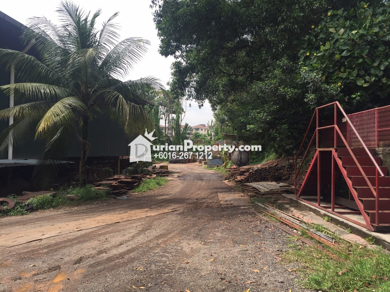 Industrial Land For Sale at Balakong, Selangor