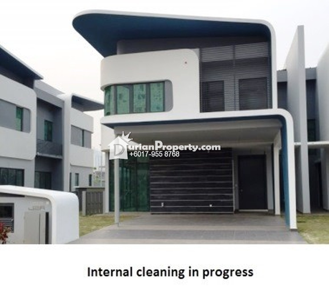 Bungalow House For Sale At Setia Eco Glades Cyberjaya For: Semi D For Sale At Setia Eco Glades, Cyberjaya For RM