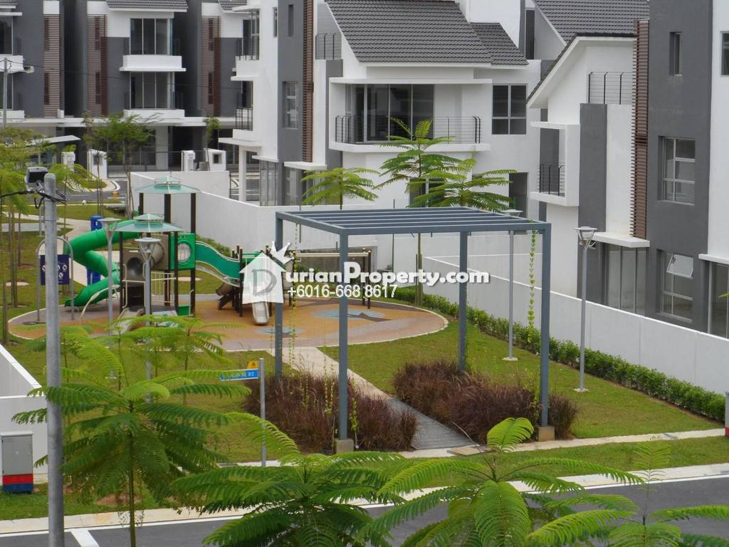 Terrace House For Sale At Emerald Gardens Rawang For Rm