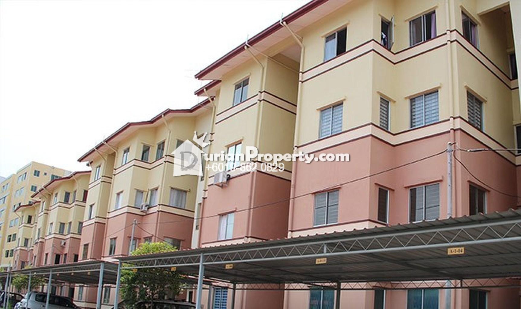 Apartment For Rent At Taman Nelly Kota Kinabalu