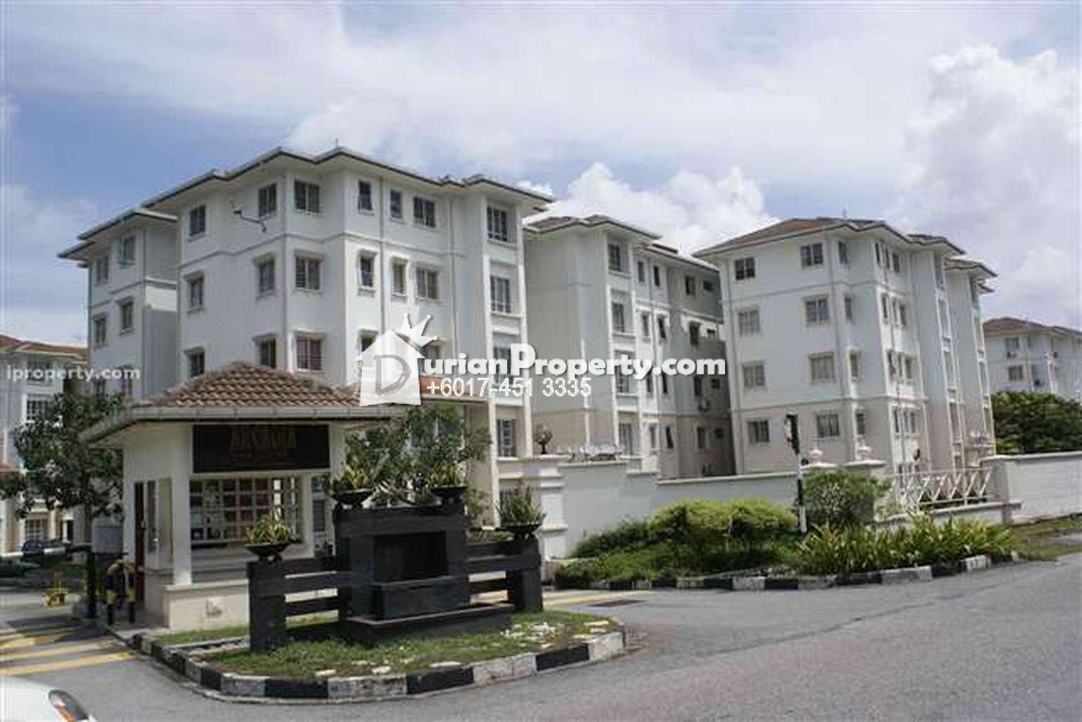 Apartment For Rent At Arcadia Usj