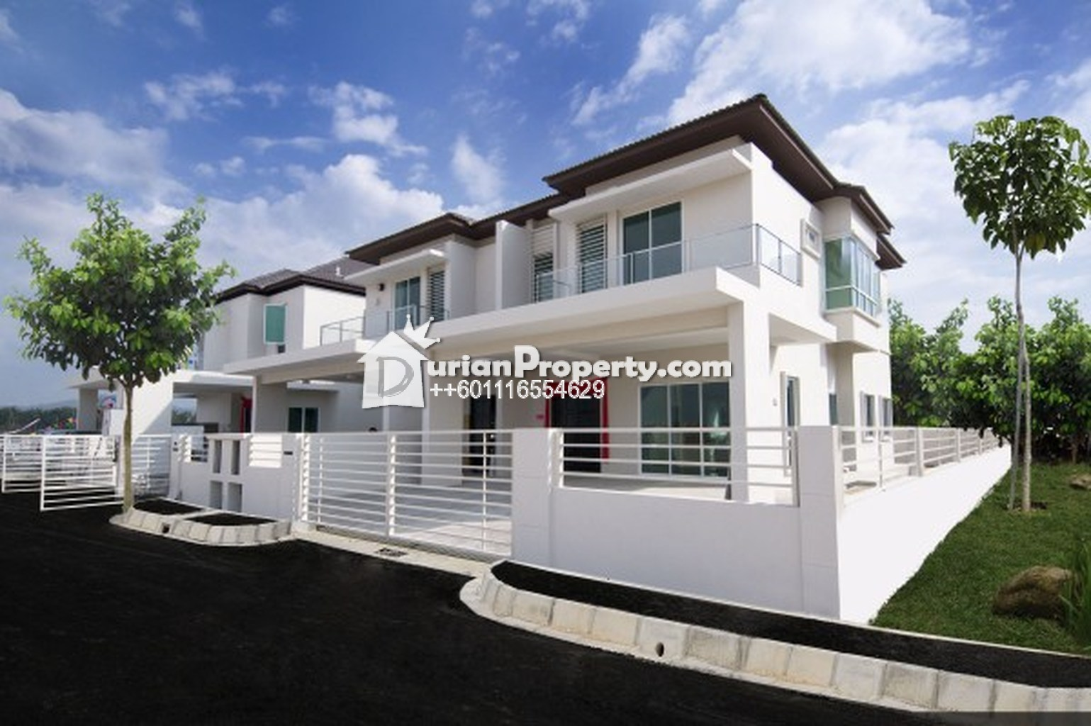Terrace house for sale at senawang light industrial park for Industrial modern homes for sale