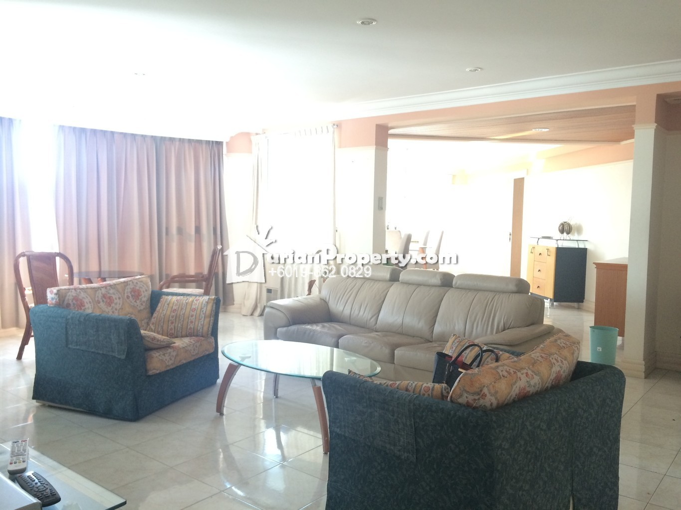 Condo For Rent At Radiant Tower B Kota Kinabalu For Rm