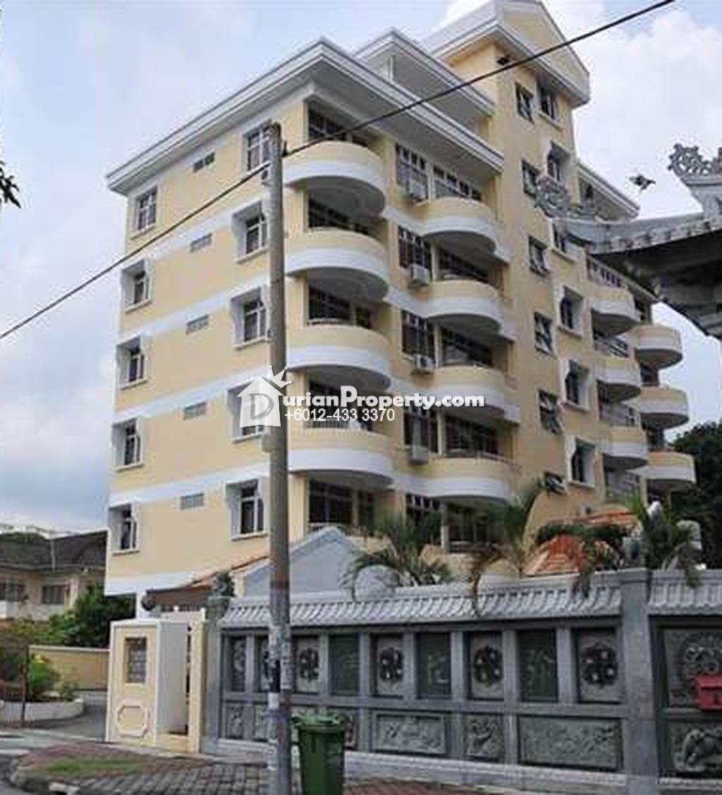 Apartment For Rent At Sri Concordia, Gurney Drive For RM