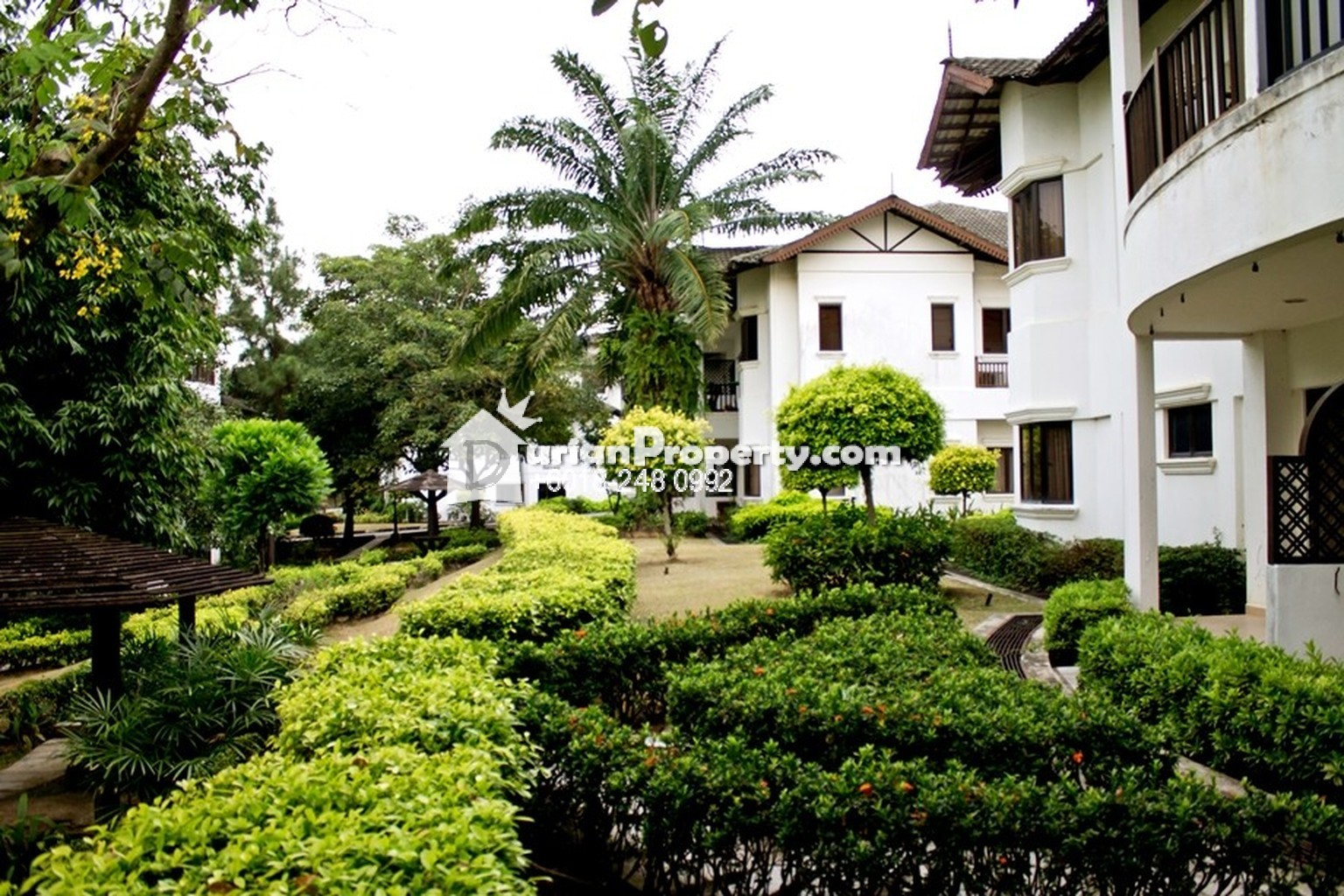 Serviced Residence For Rent At Cyberview Garden Villas