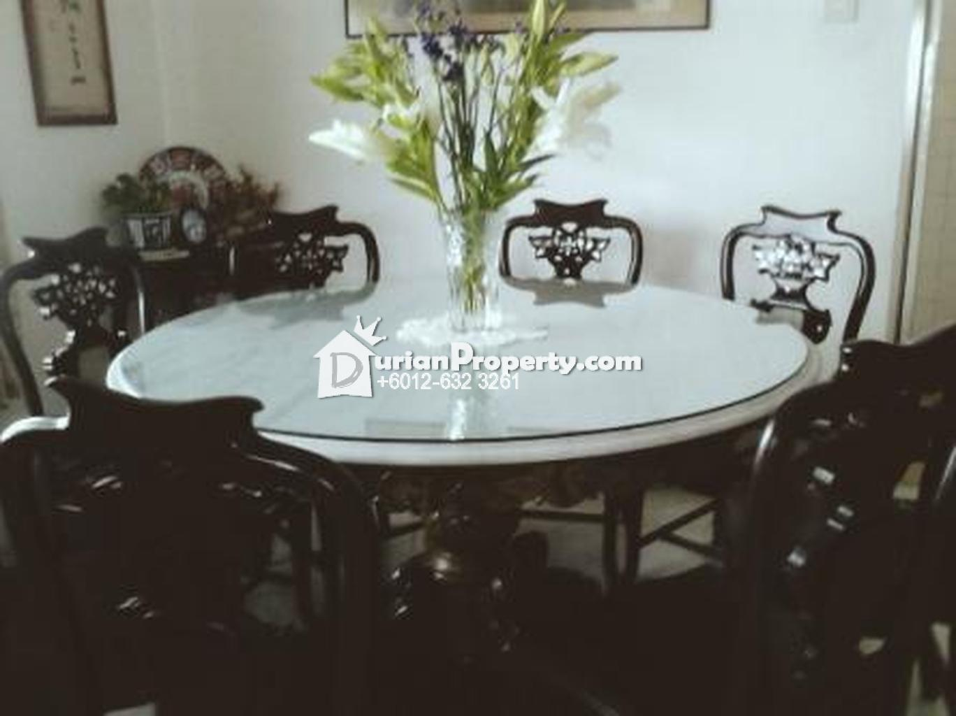 New & Used Furniture for Sale - Malaysian Rosewood dining table and ...