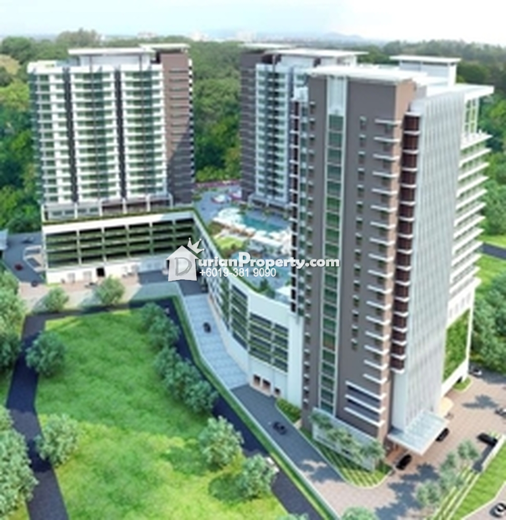 Condo For Sale At Ttdi Adina Shah Alam For Rm 580 000 By