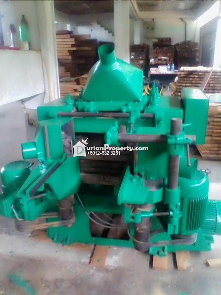 3 BLADES PLANNING MACHINE - FOR SALE For Sale