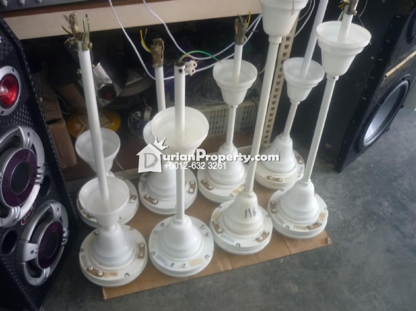 Used Celling Fan-Tamco Japan 3 Steel Blade Celling Fan For Sale