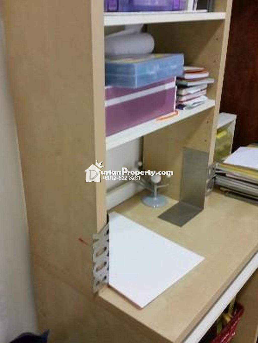 Ikea study table (used) For Sale