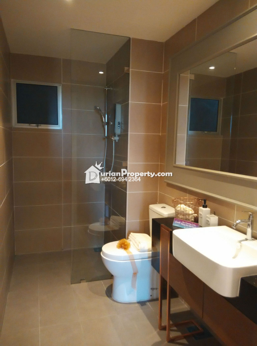 serviced residence for sale at gravit8 klang - Bathroom Accessories Klang