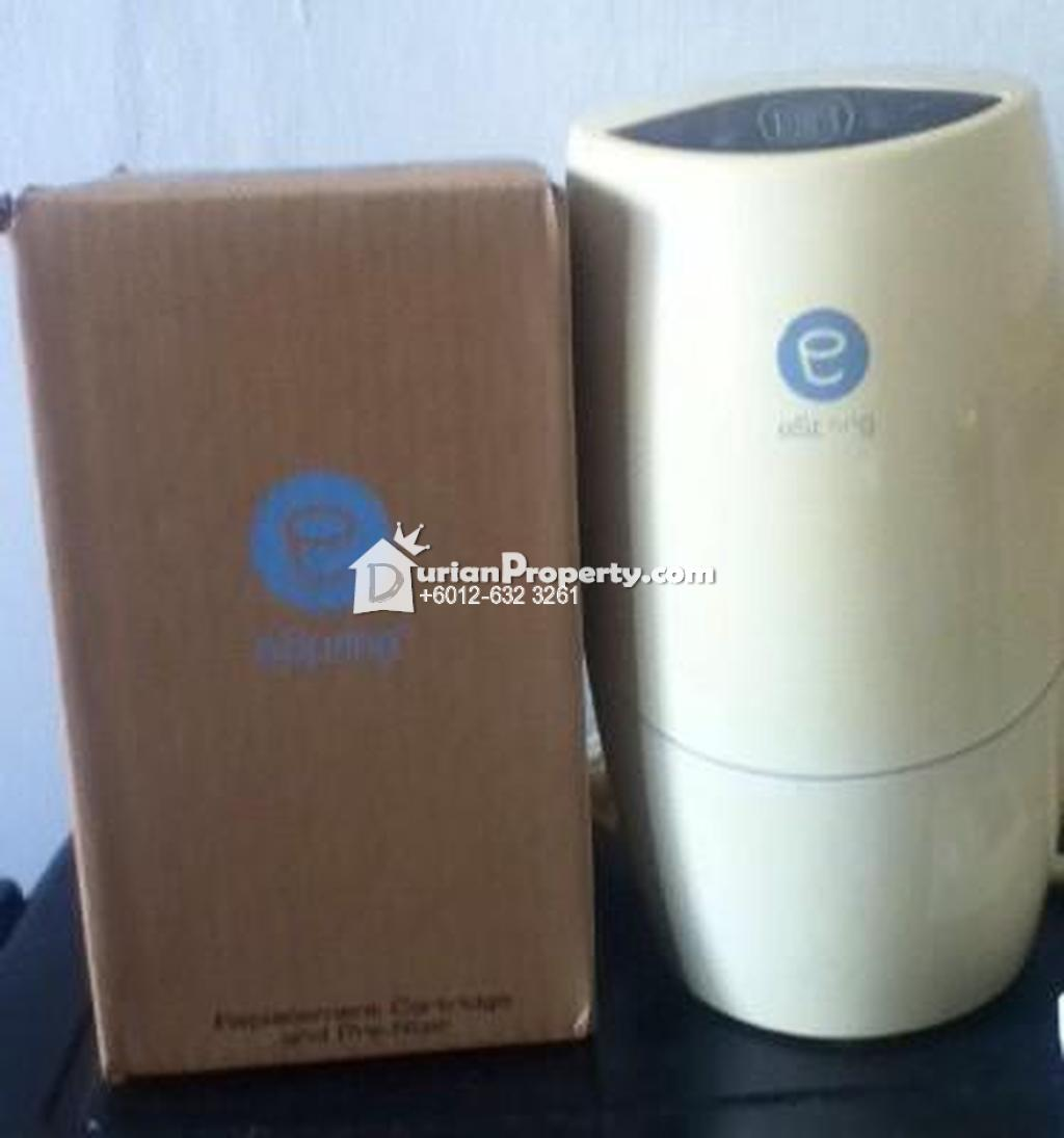 Amway e-Spring Water Filter For Sale