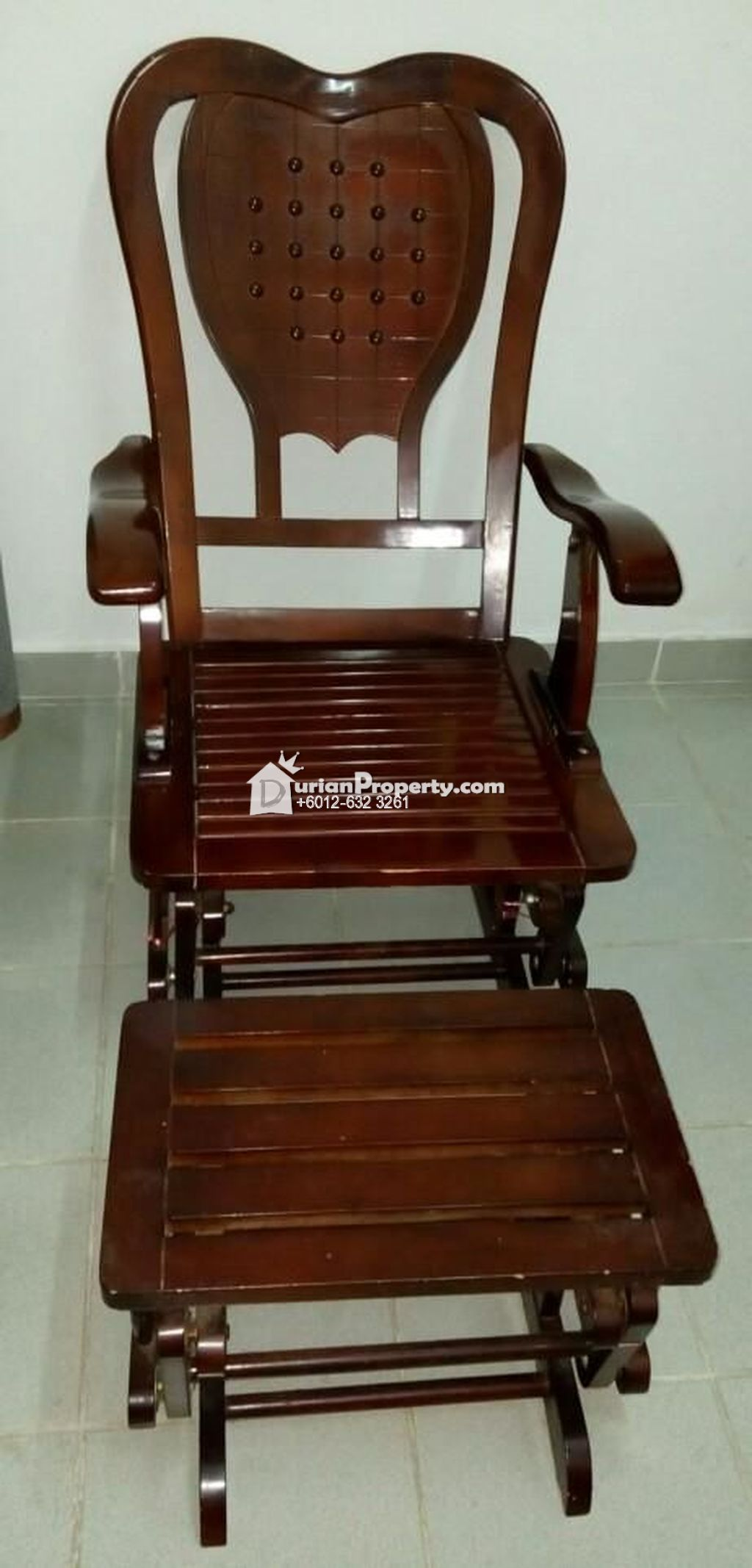 Sliding Rocking Chair For Sale