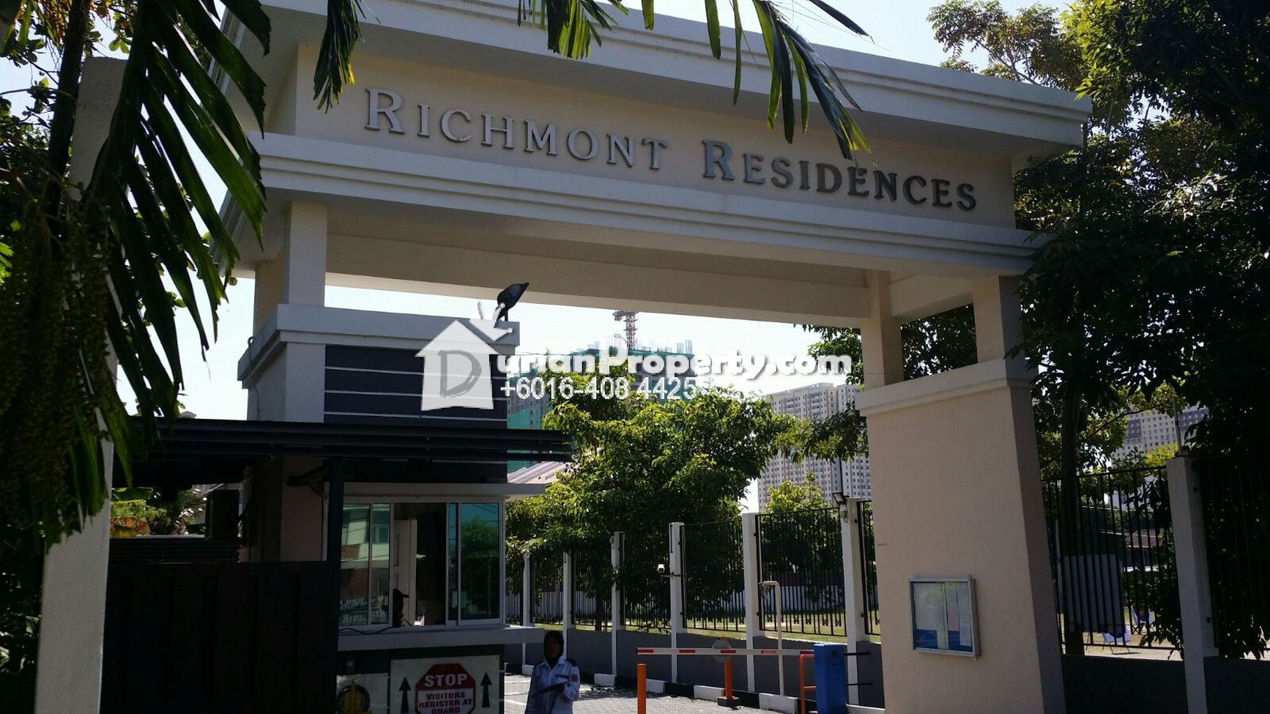 Terrace House For Sale At Richmont Residences Jelutong