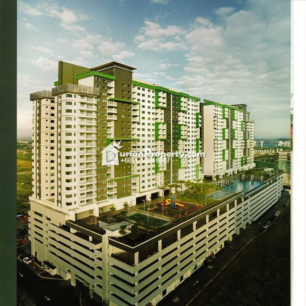 Apartment Service: Apartment For Sale At Alam Sanjung Service Apartments