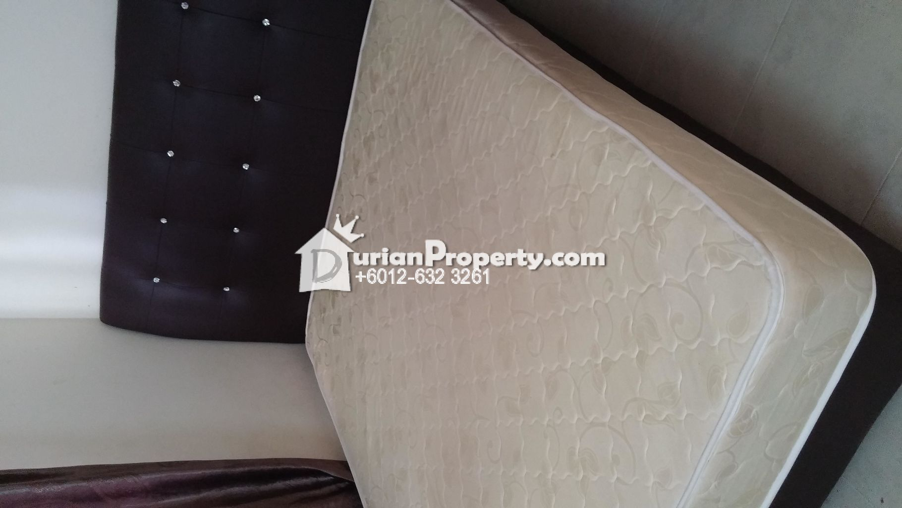 Queen size Bed Divan mattress katil & tilam For Sale