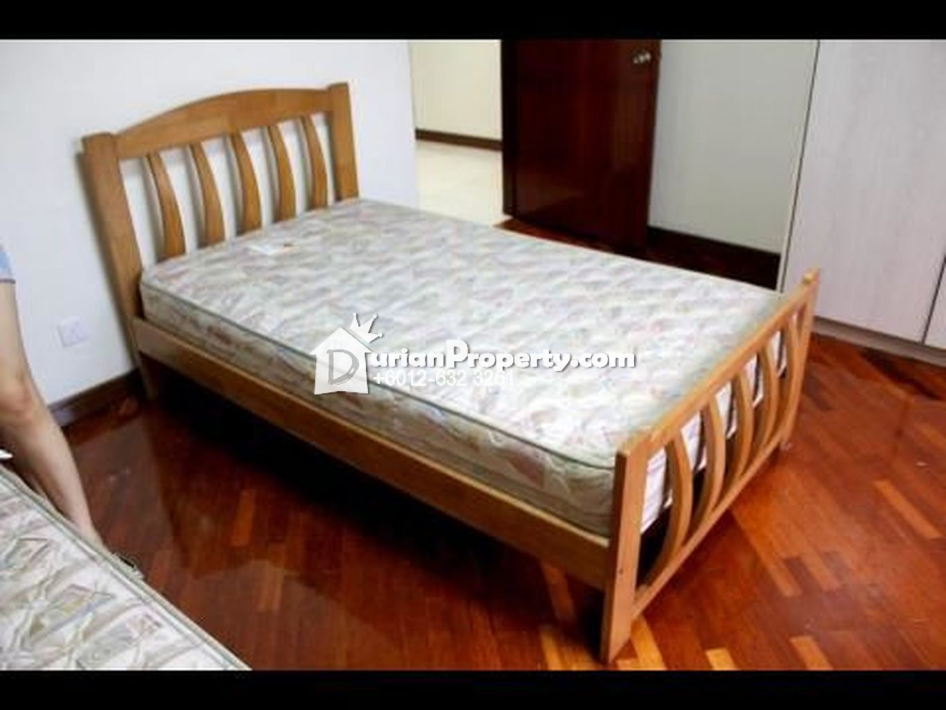 Bed is very good condition For Sale