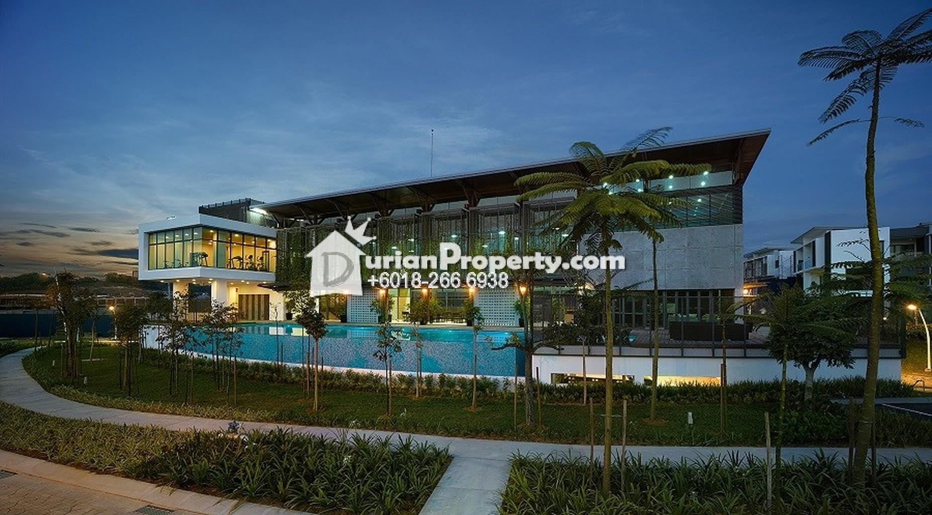 Superlink For Sale at Ramal Villa, Kajang