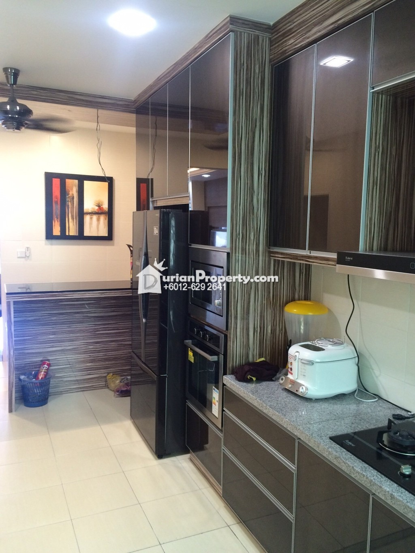 Terrace House For Sale At Nusari Aman 2 Bandar Sri