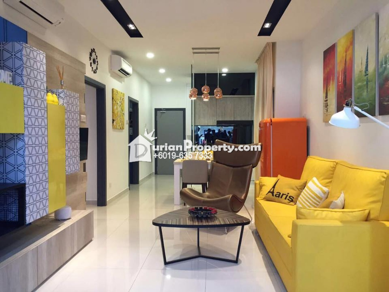 Condo For Sale At The Edge Residence USJ  For RM  By - Usj 1 location map