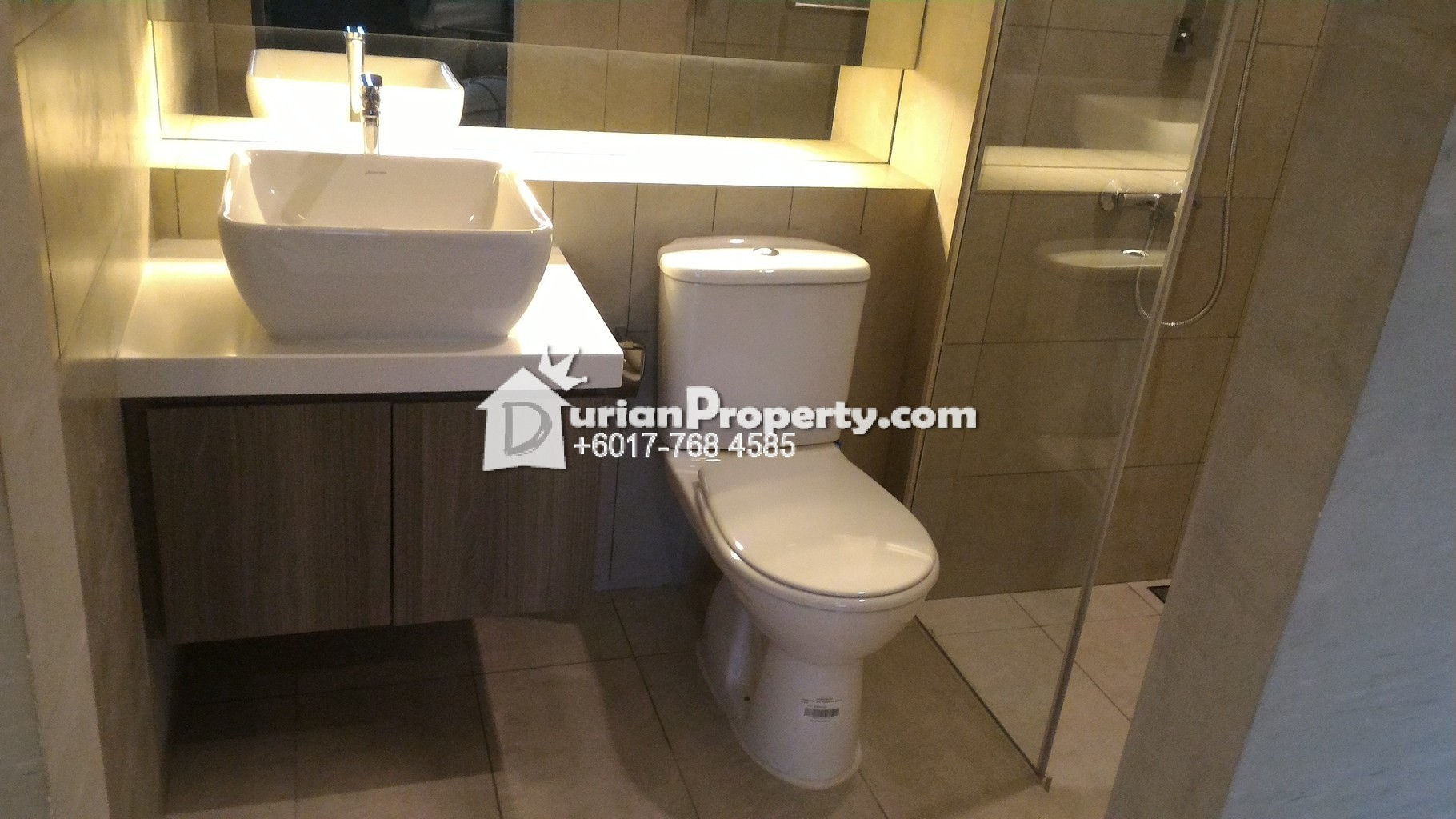 Bathroom Accessories Johor apartment for sale at 8scape, johor bahru for rm 630,000