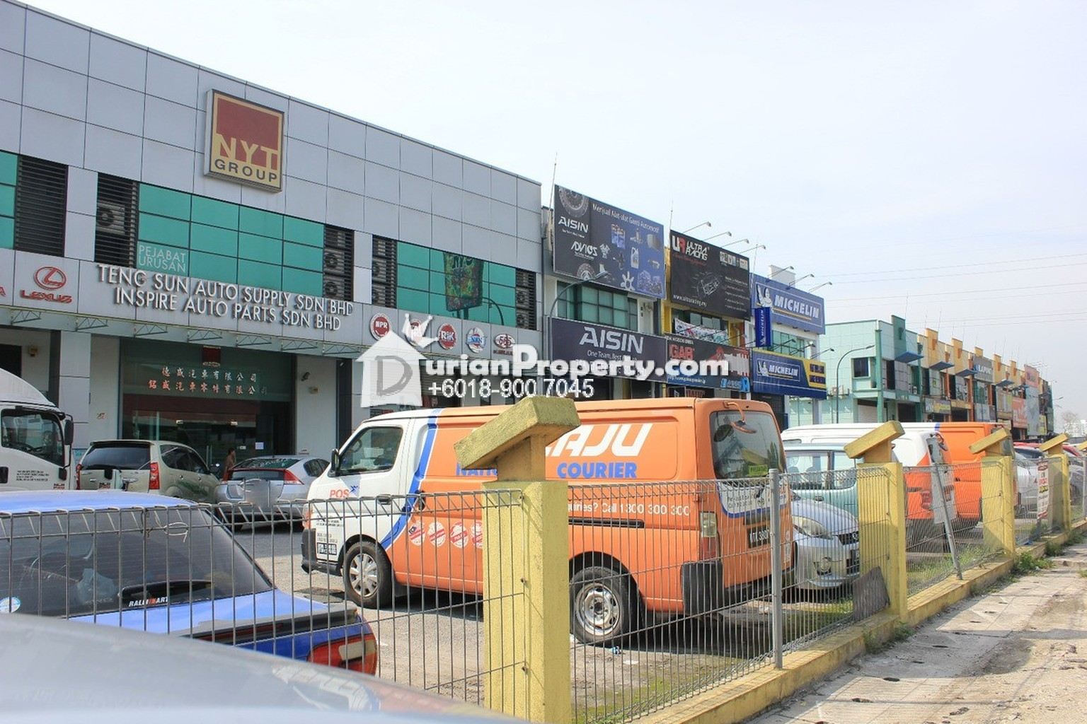 Terrace Factory For Sale At Dolomite Business Park Batu Caves For Rm 5 500 000 By Noor Fadzilah Rosli Durianproperty