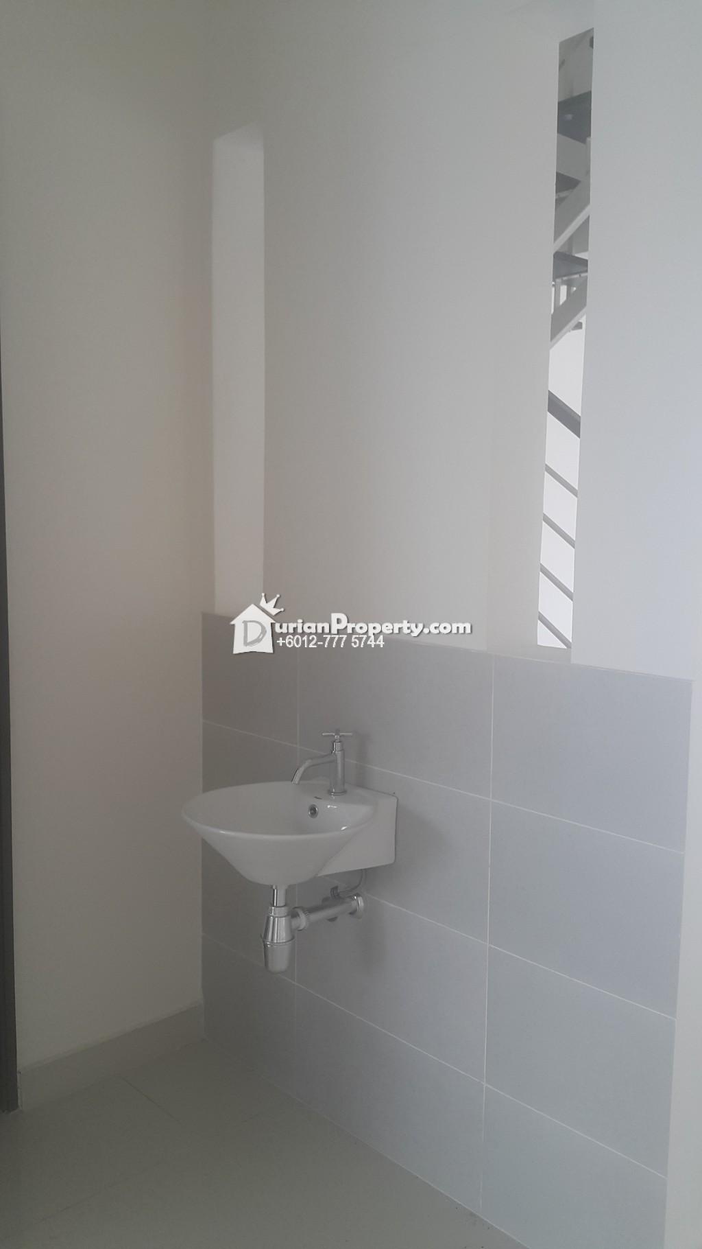 terrace house for sale at ken rimba jimbaran klang - Bathroom Accessories Klang