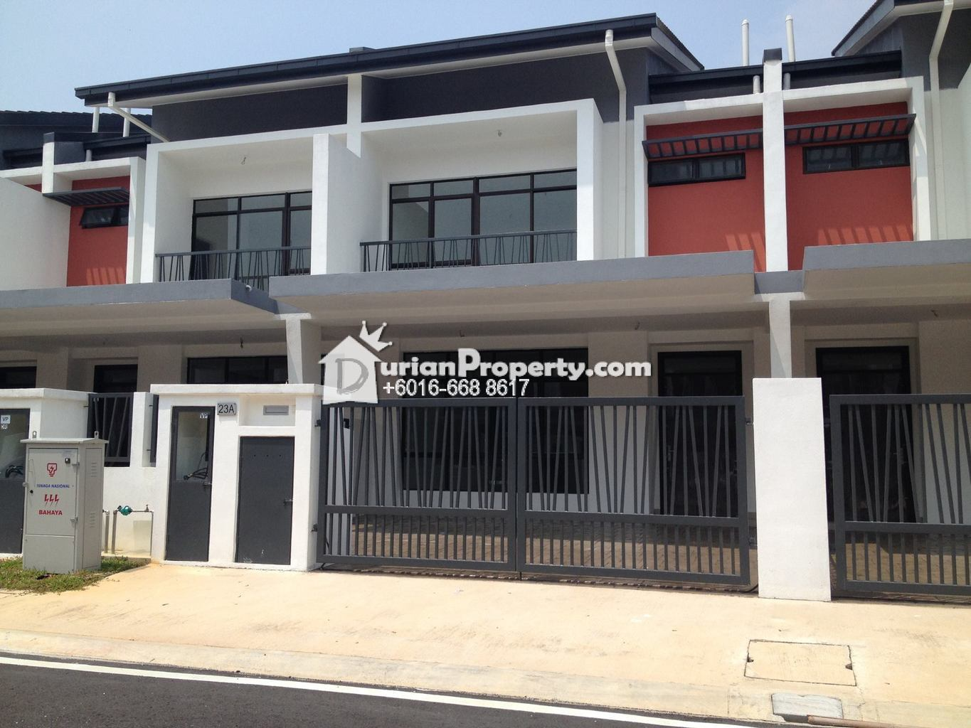 Terrace House For Sale at Emerald West, Rawang