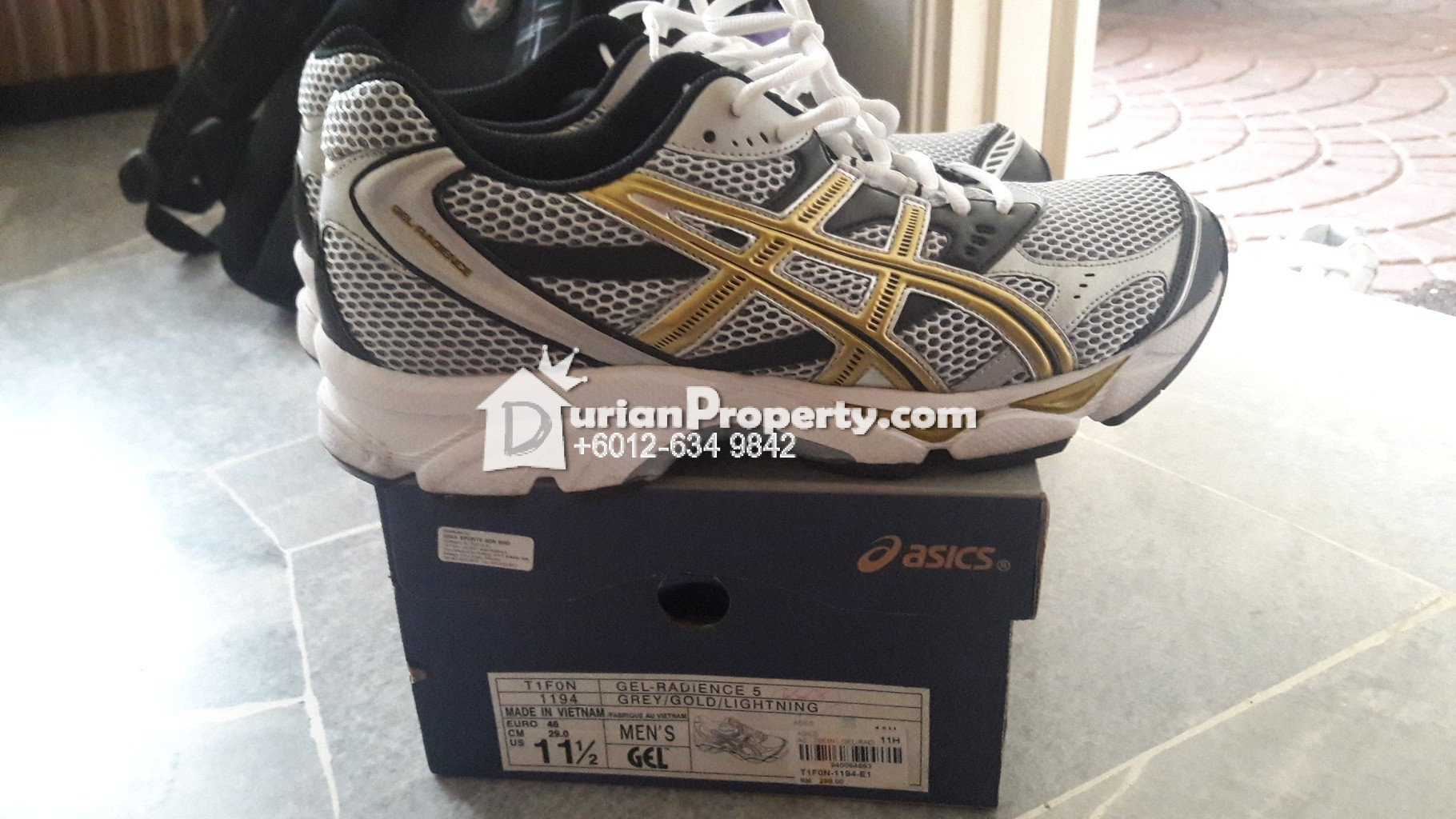 Asic shoe For Sale