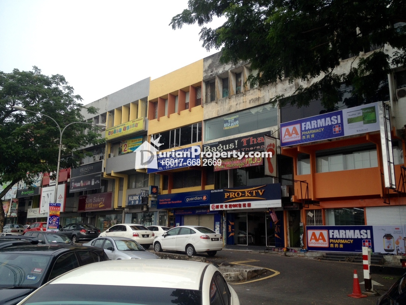 Shop Office For Sale at Taman Connaught, Cheras for RM 3,500,000 by