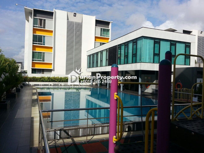 Apartment For Rent At University Condo 1 Kota Kinabalu