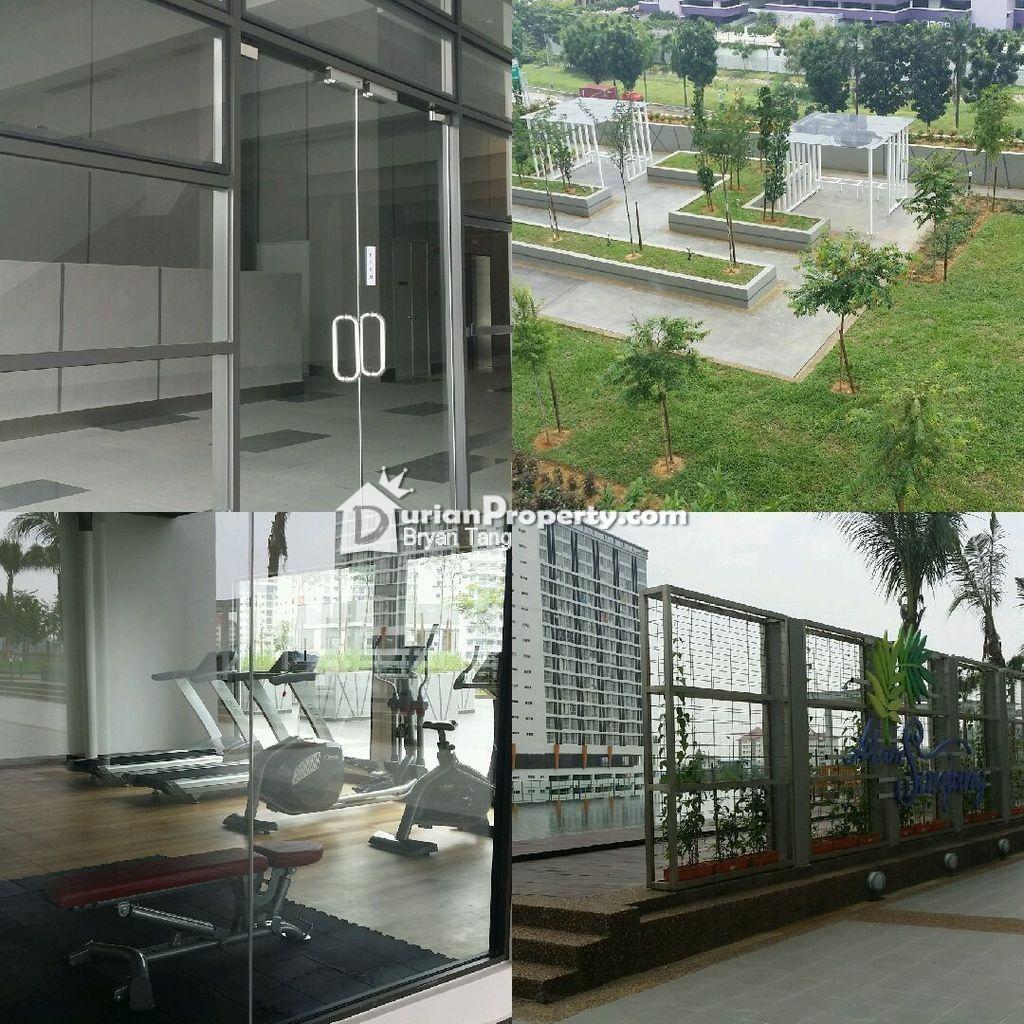 Apartment Rental Help: Apartment For Rent At Alam Sanjung Service Apartments