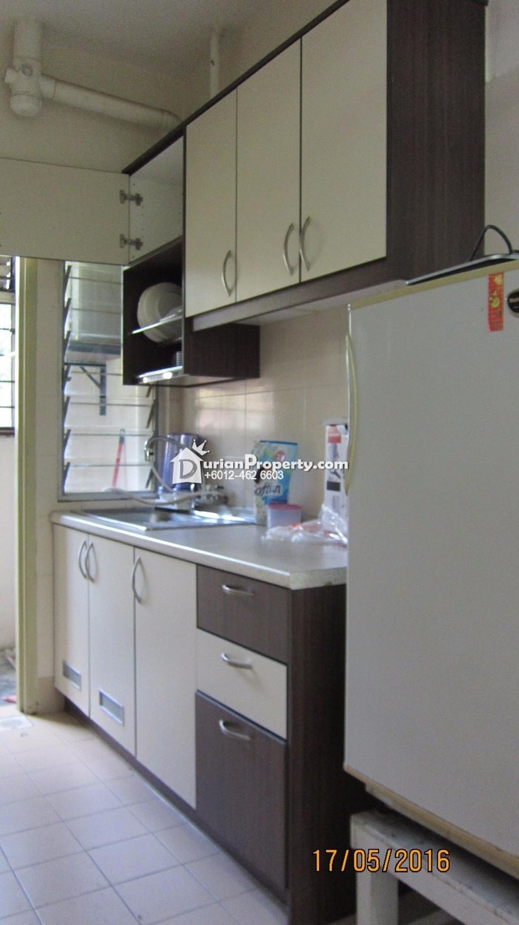 Apartment For Rent At Pangsapuri Randa Kota Kemuning