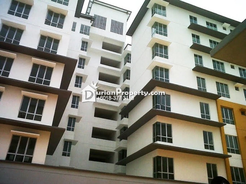 Apartment Duplex For At Casmaria Batu Caves
