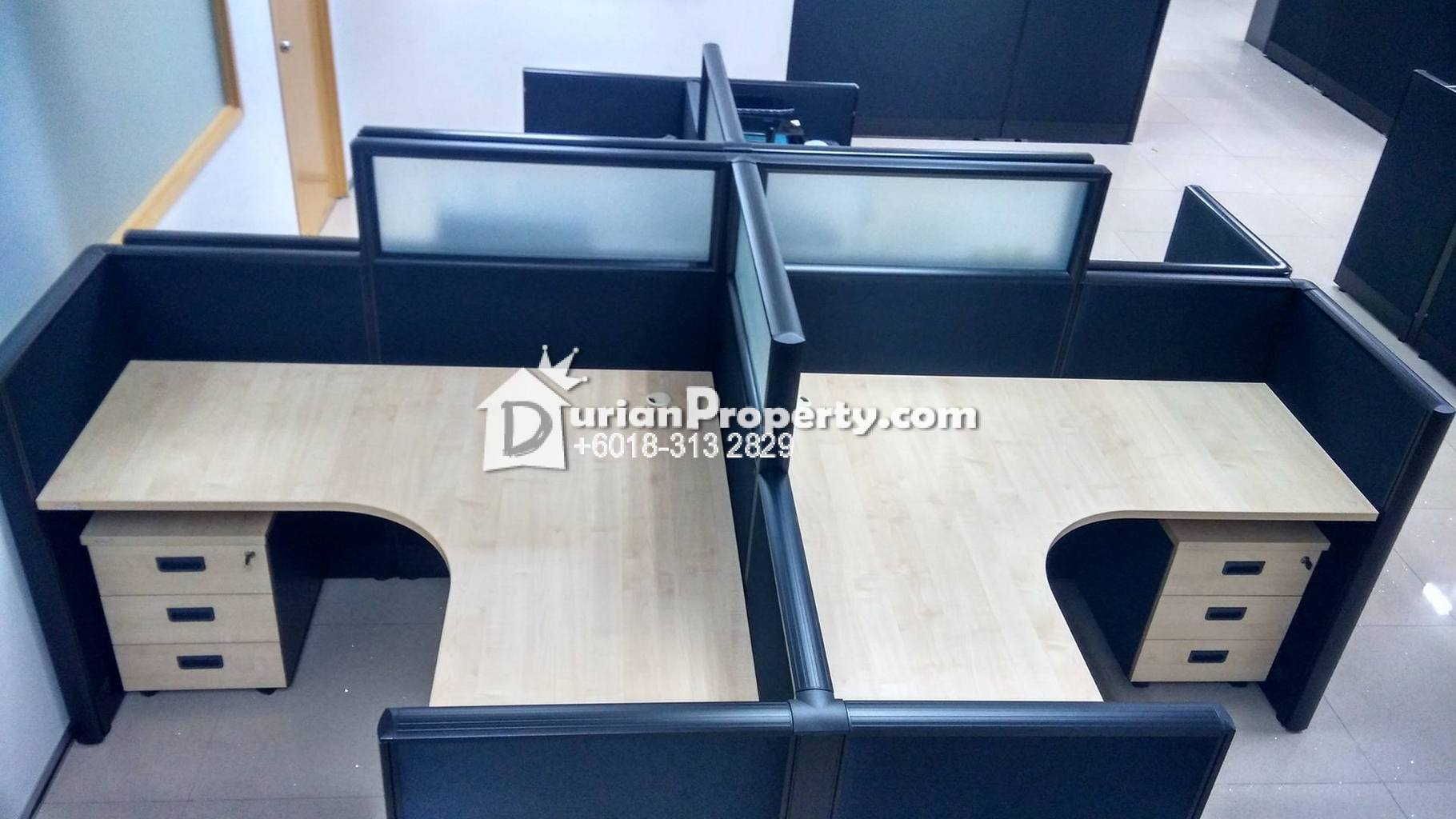 Office 4 seater workstation For Sale