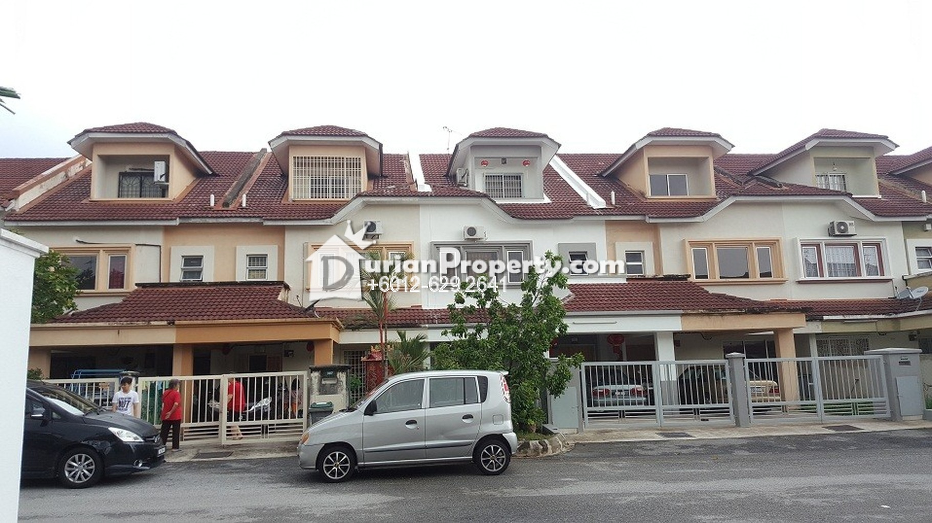 Terrace house for sale at park avenue seremban 2 for for Terrace house season 2