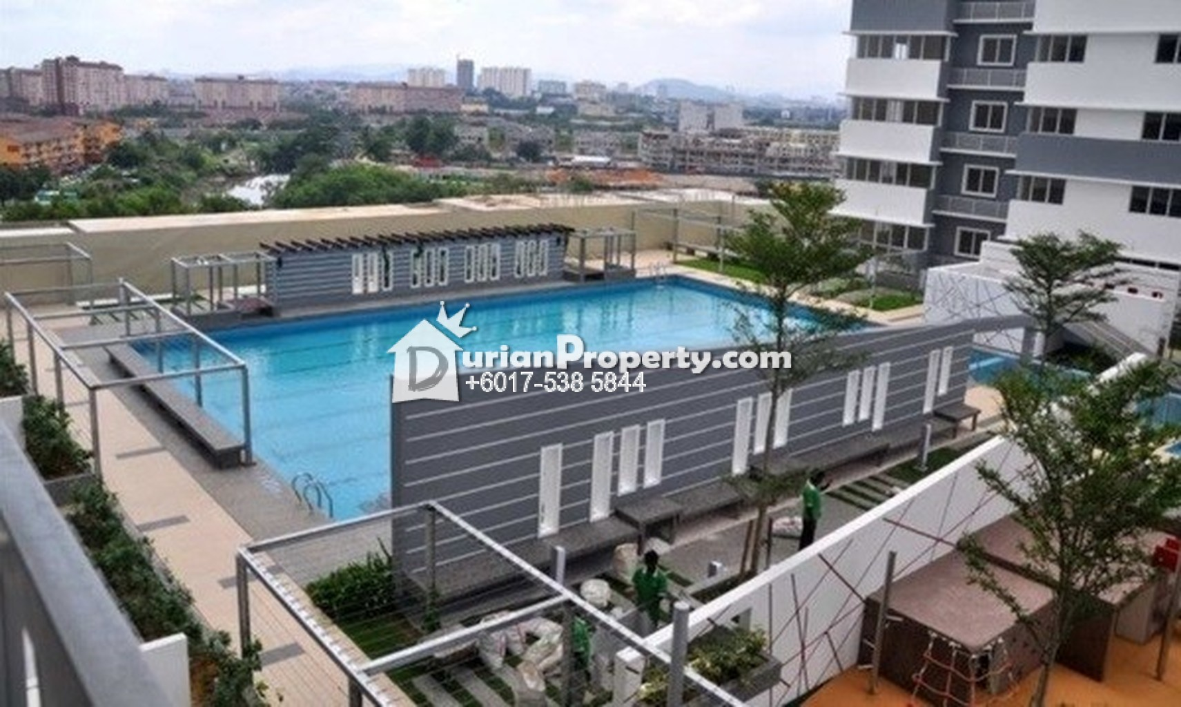 Condo for sale at koi kinrara bandar puchong jaya for for Koi kinrara swimming pool