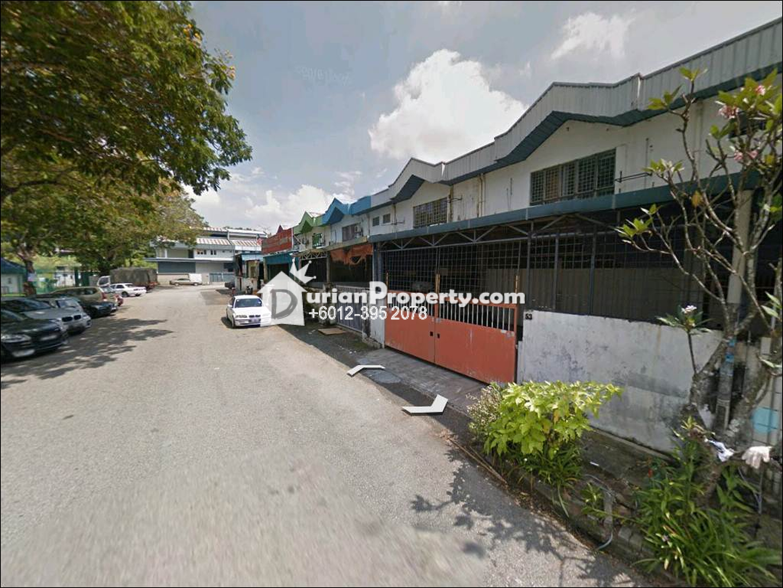 Detached Factory For Rent at Desa Tun Razak, Kuala Lumpur