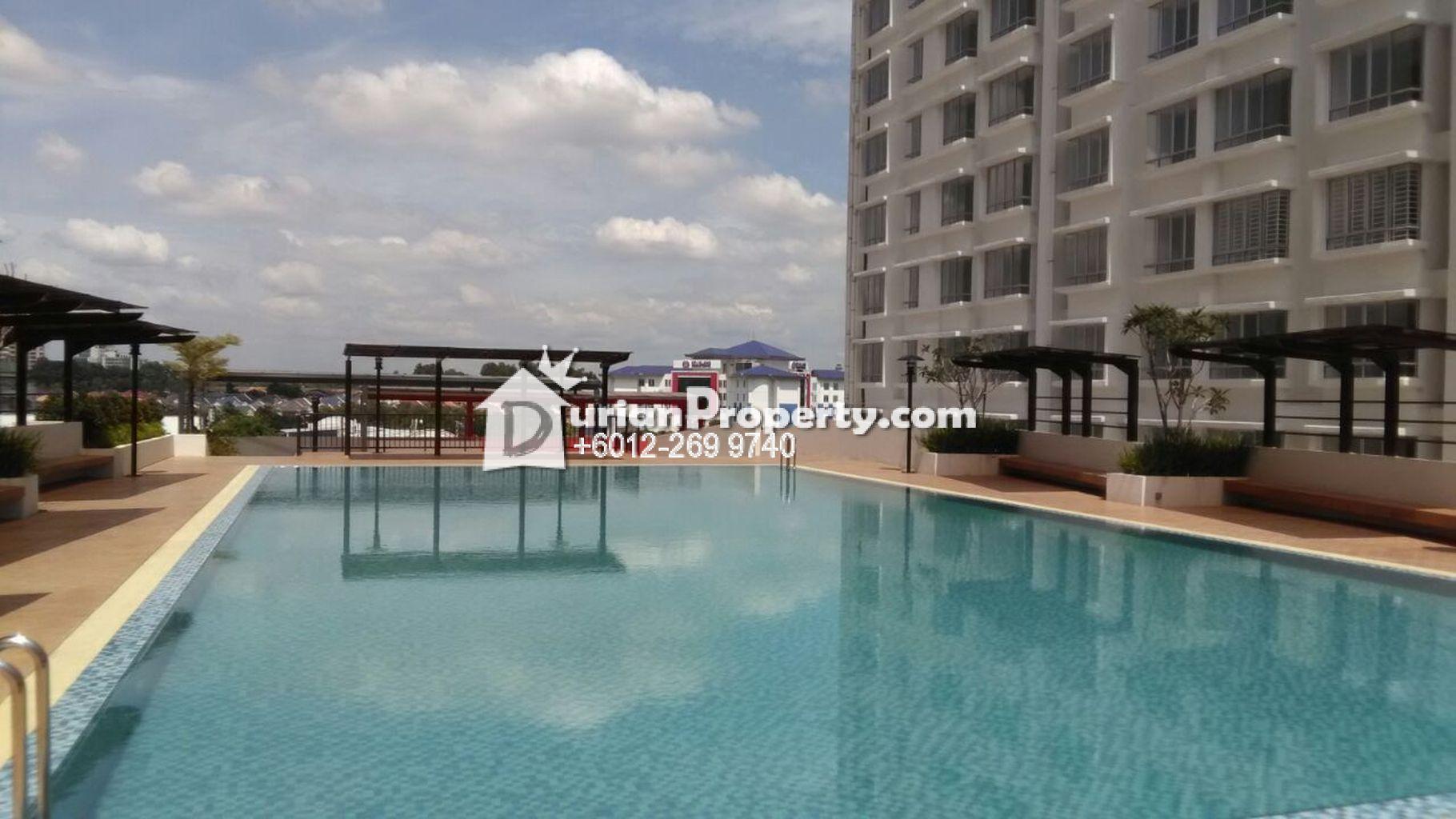 Condo For At Palm Garden Apartment Klang