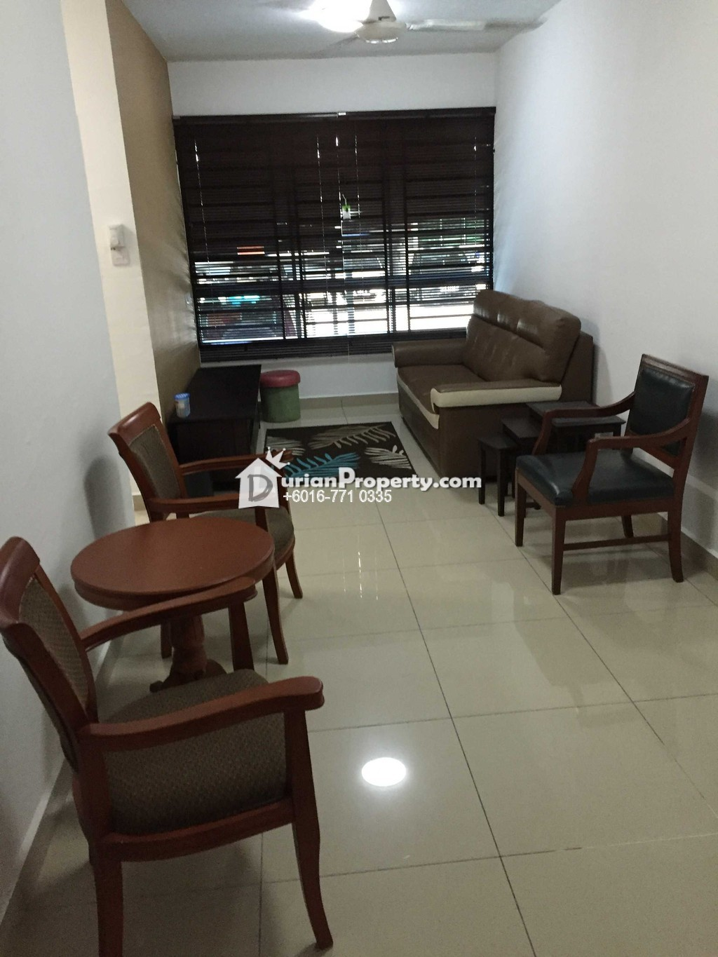 Apartment For Rent At Cyber City Apartments Kota Kinabalu