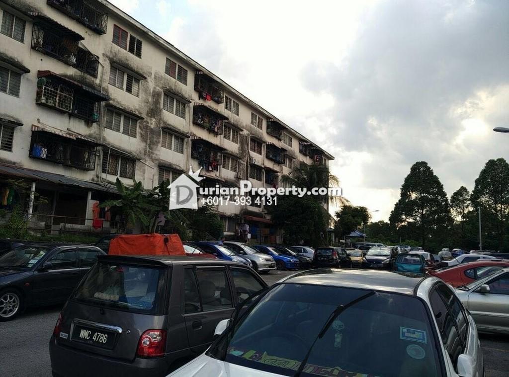 Flat For Sale at Pandan Indah, Pandan