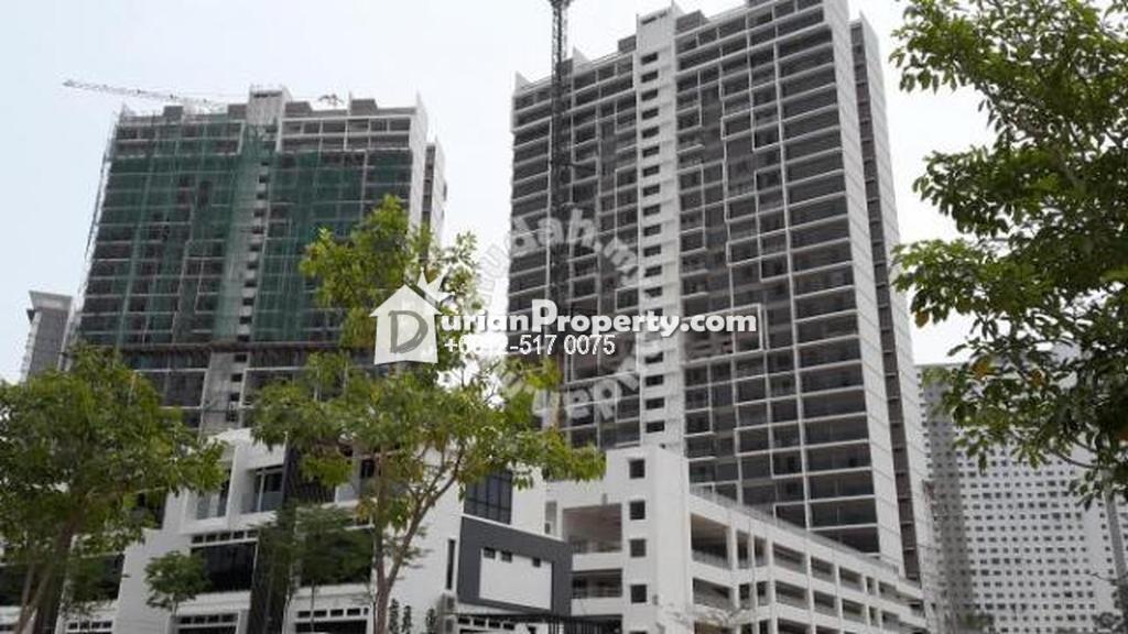 Condo For Sale At Skycube Residence Sungai Ara For Rm