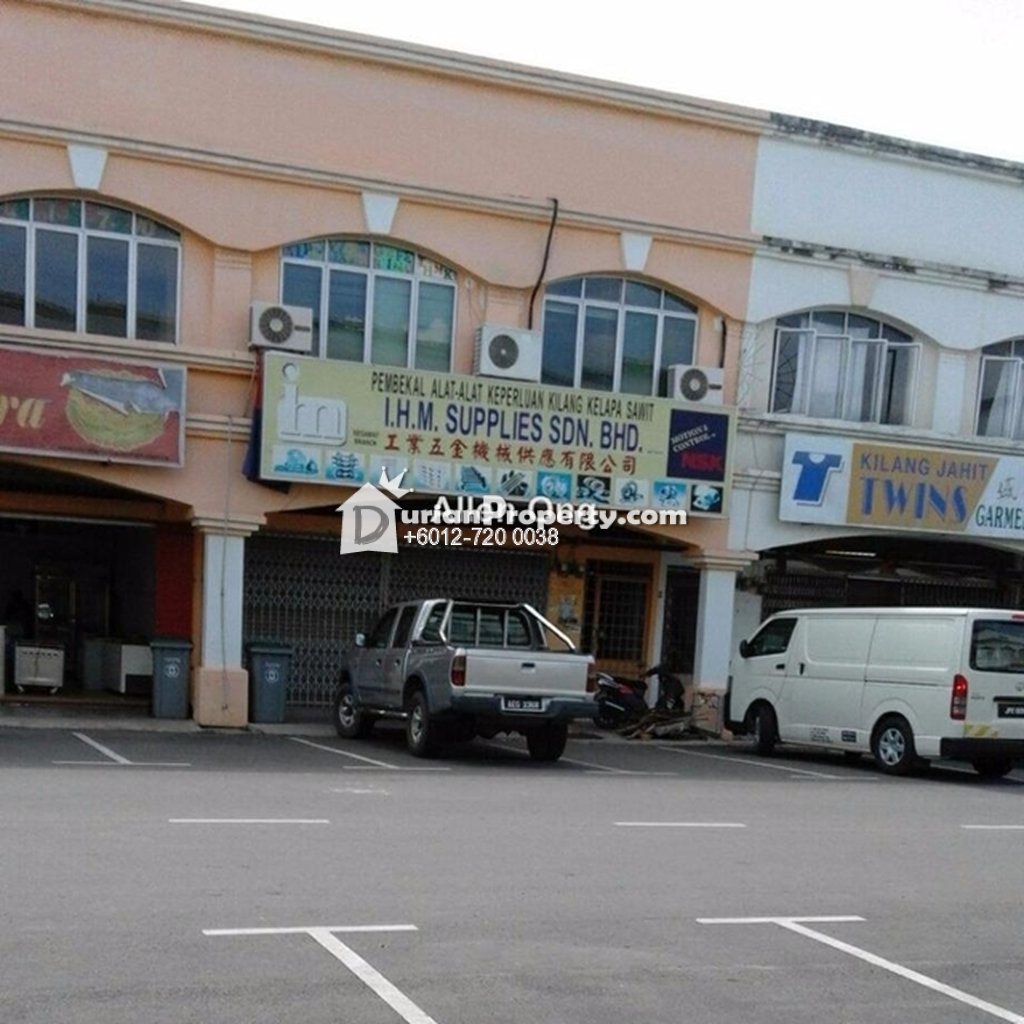 Shop Office For Sale At Bandar Putra Kulai For Rm 525 000 By Allen Ong Durianproperty