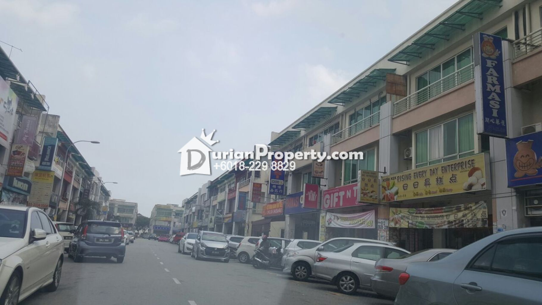 Shop For Sale at Bandar Bukit Tinggi 1, Klang