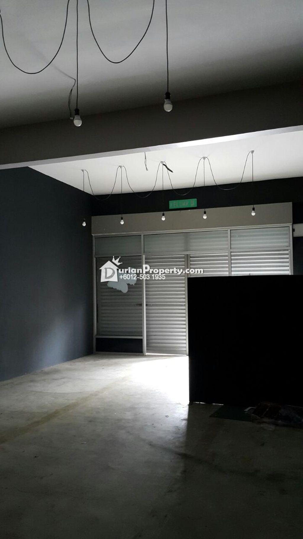 Shop For Rent at Bandar Puncak Alam, Kuala Selangor