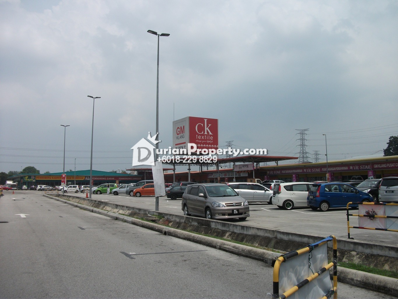 Shop For Sale at Ambang Botanic 2, Klang