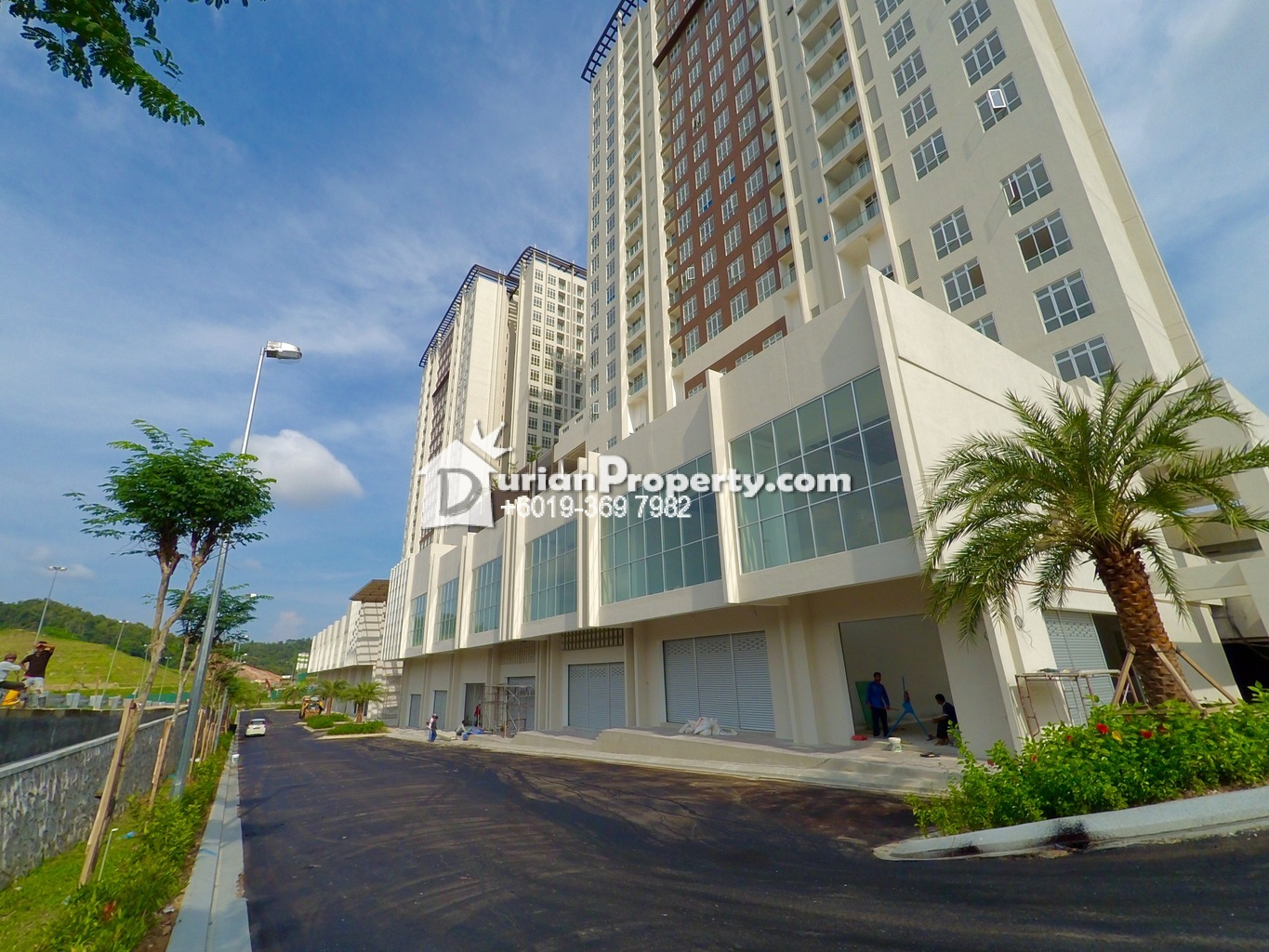 Serviced Residence For Rent At One Sentral Nusajaya For