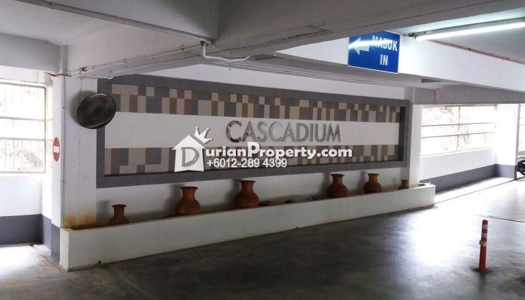 Cascadium Bangsar Room For Rent